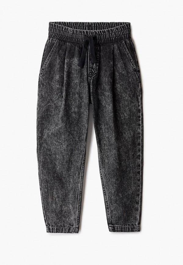 джинсы gulliver для девочки, серые