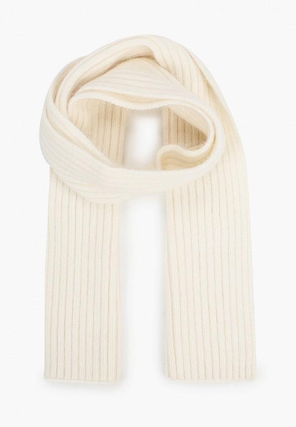 шарф gulliver для девочки, белый