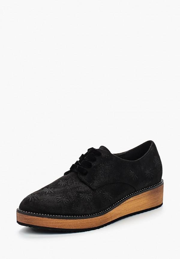 Купить Ботинки Guapissima, gu016awbguj1, черный, Весна-лето 2018