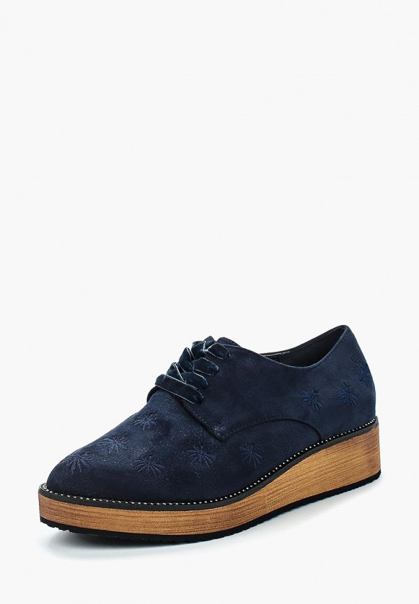 Купить Ботинки Guapissima, gu016awbguj2, синий, Весна-лето 2018