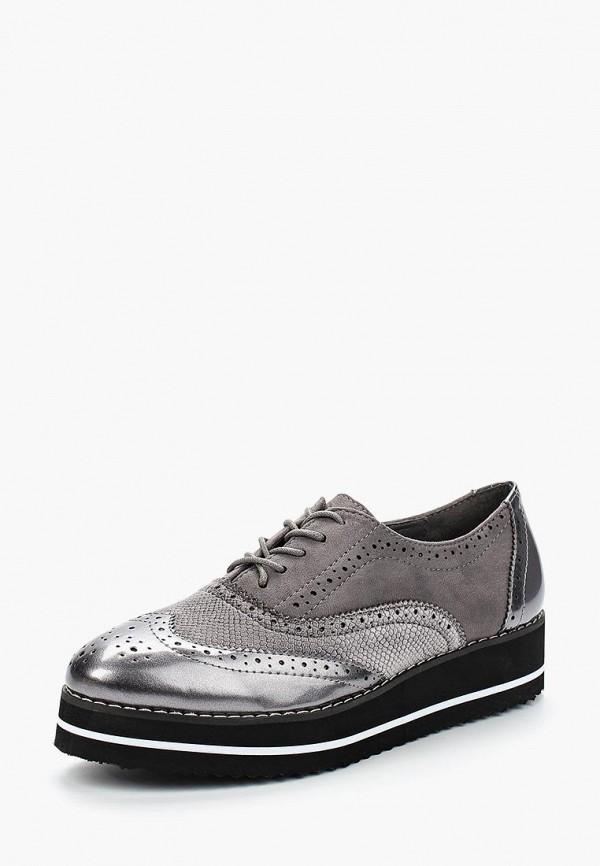 Купить Ботинки Guapissima, gu016awbguj8, серый, Весна-лето 2018