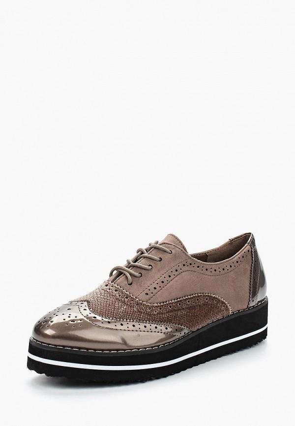 Купить Ботинки Guapissima, gu016awbguj9, коричневый, Весна-лето 2018