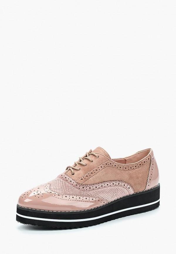 Купить Ботинки Guapissima, gu016awbguk0, розовый, Весна-лето 2018