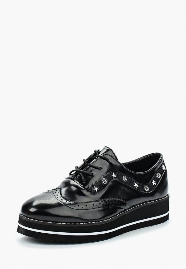 Купить Ботинки Guapissima, gu016awbguk2, черный, Весна-лето 2018