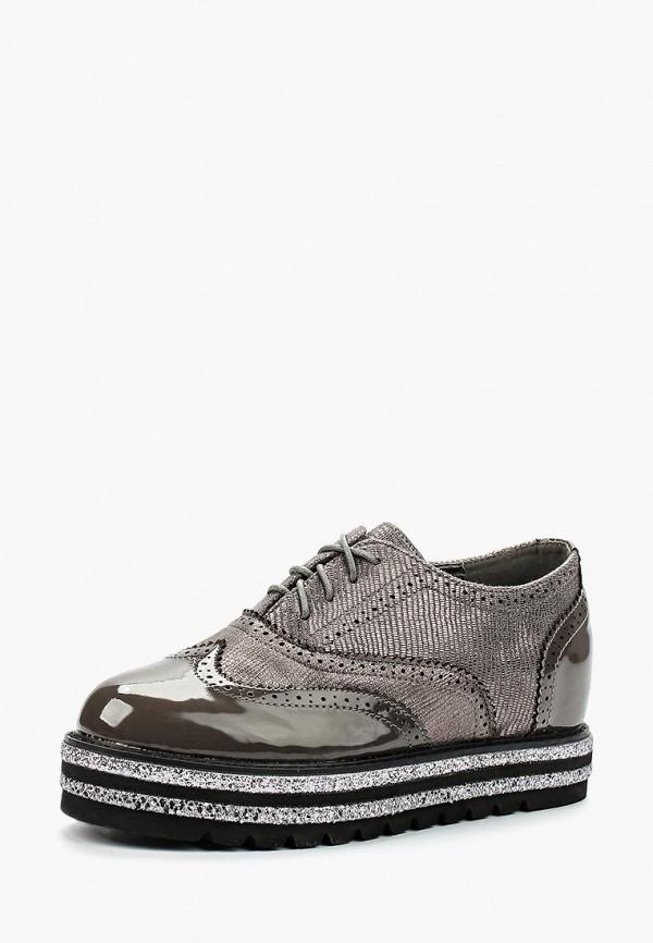 Купить Ботинки Guapissima, gu016awbilv3, серый, Весна-лето 2018
