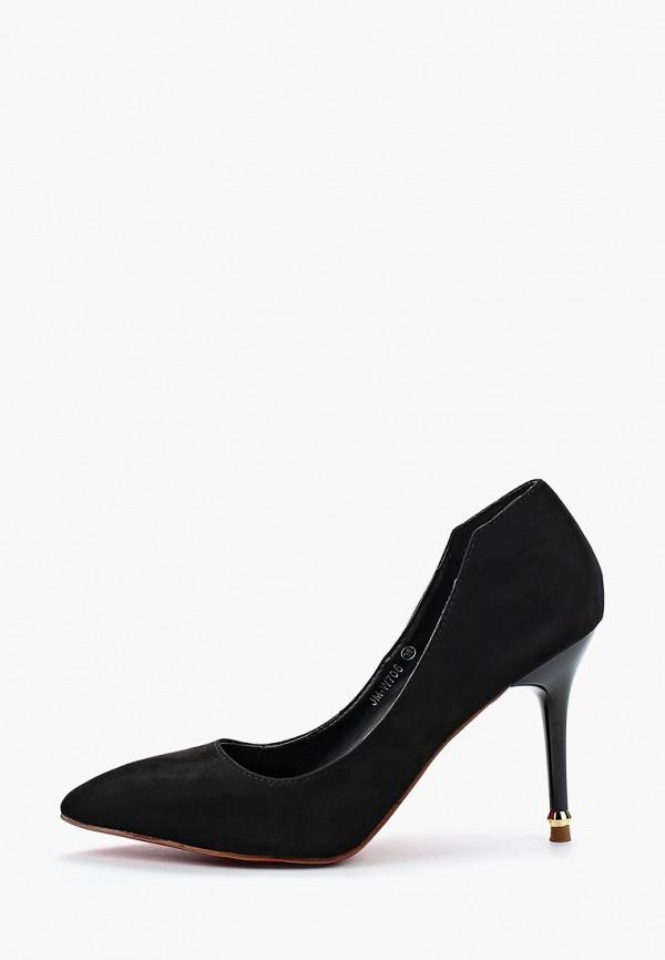 Купить Туфли Guapissima, gu016awbima9, черный, Весна-лето 2018