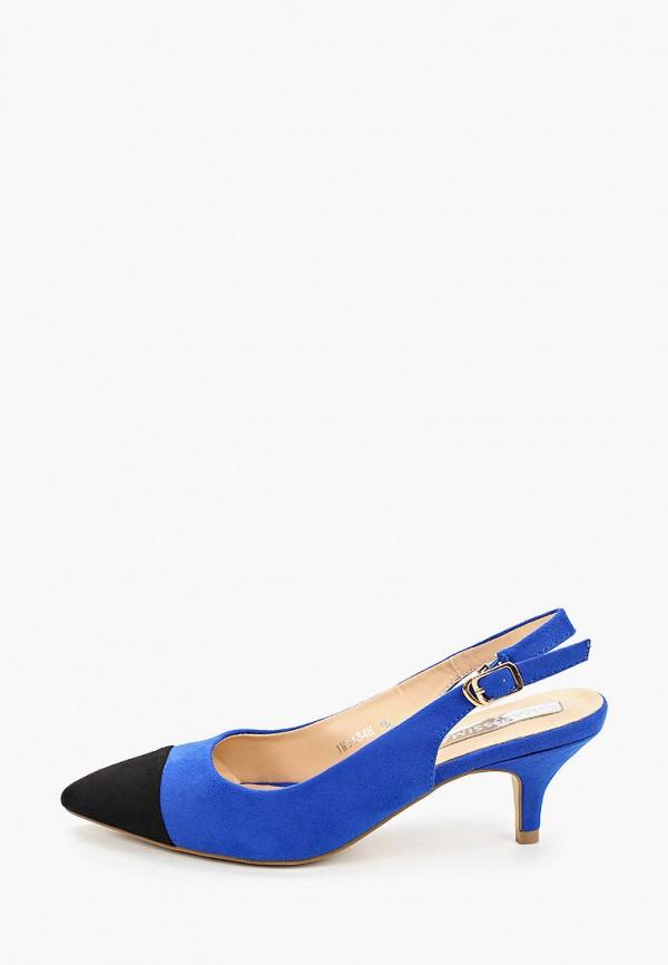 женские туфли guapissima, синие