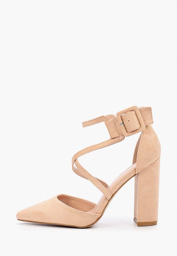 женские туфли guapissima, бежевые