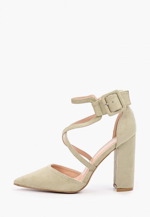 женские туфли guapissima, зеленые