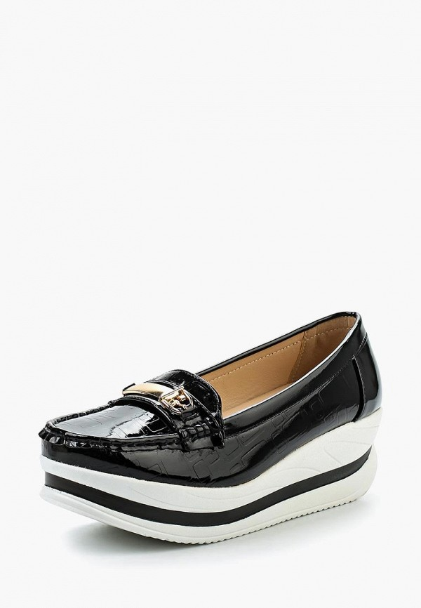 Купить Туфли Guapissima, gu016awsnw99, черный, Весна-лето 2017