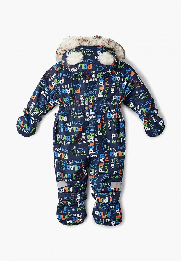 Детский комбинезон утепленный Gusti GWB 2241-OUTER SPACE Фото 2