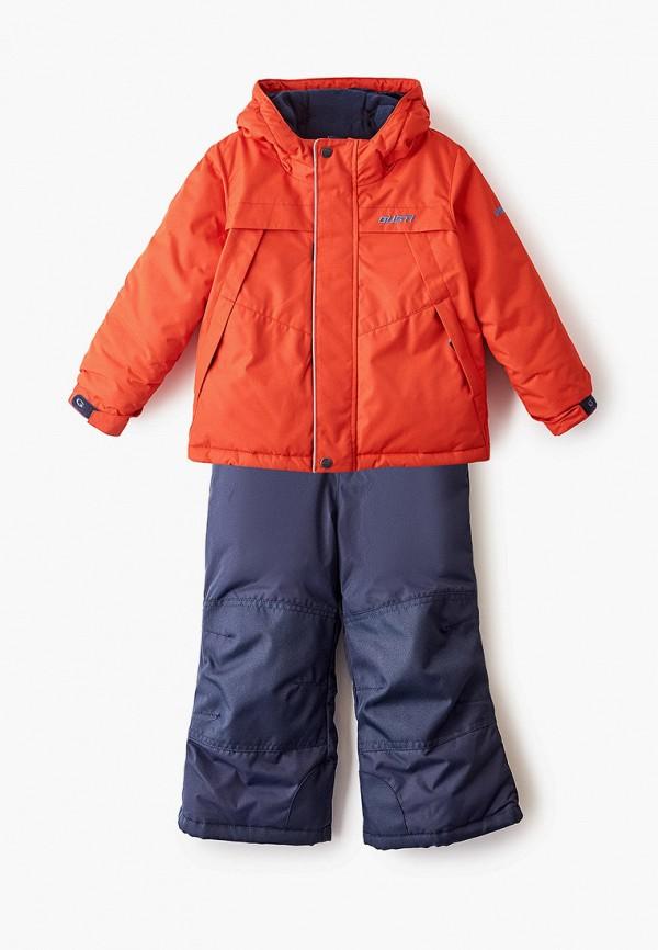 Костюм утепленный Gusti Gusti GU018EBFWNV6 оранжевый костюм зентай вторая кожа 52