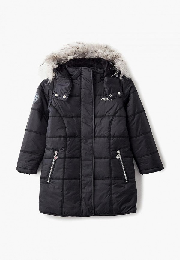 Куртка для девочки утепленная Gusti GWG 6811-BLACK