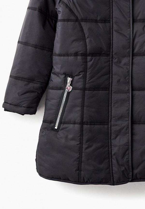 Куртка для девочки утепленная Gusti GWG 6811-BLACK Фото 3