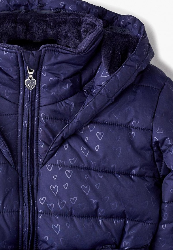 Куртка для девочки утепленная Gusti GWG 6812-ECLIPSE Фото 3