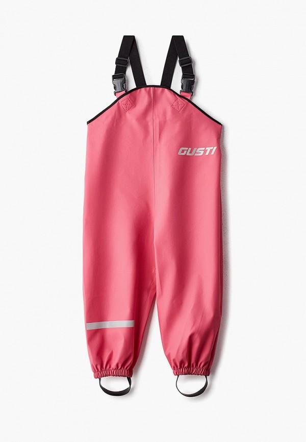 комбинезон gusti для девочки, розовый