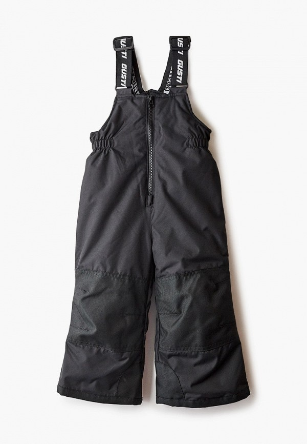 брюки gusti малыши, черные