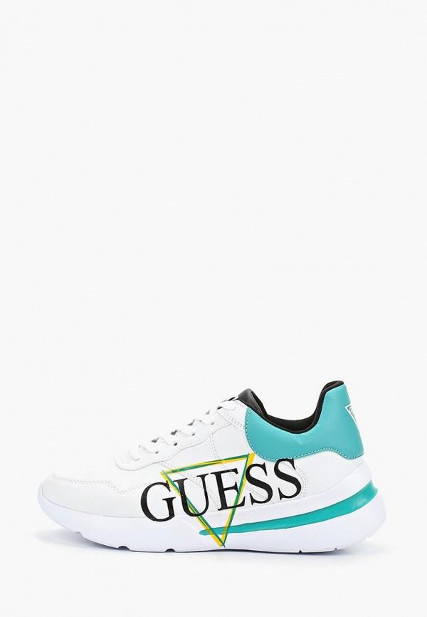 Кроссовки Guess Guess GU460AWDPKQ8 рюкзак guess guess gu460bwanyw1