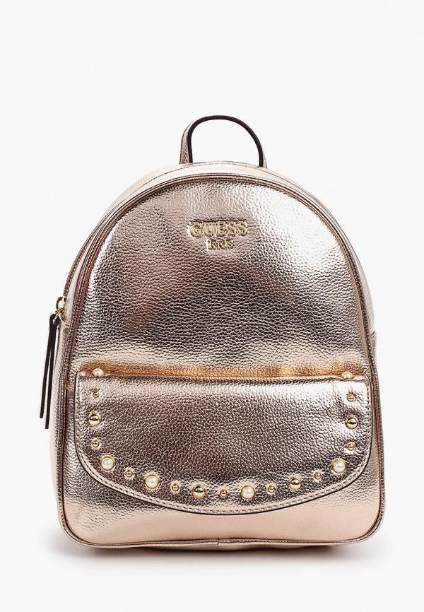 рюкзак guess для девочки, золотой