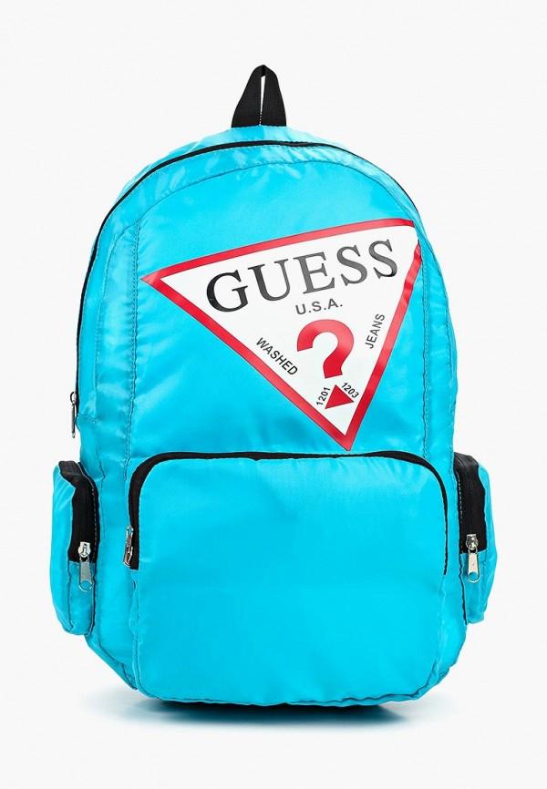 Рюкзак Guess Guess GU460BKEAMS8 рюкзак guess guess gu460bgdkrk1
