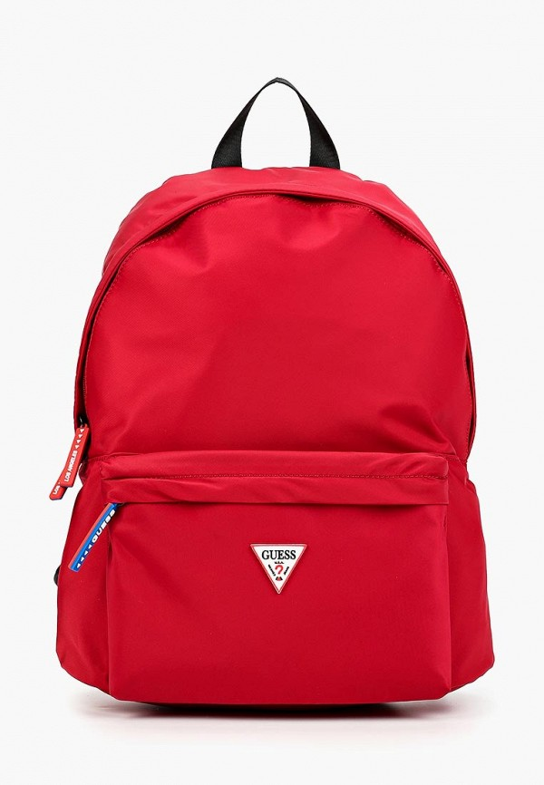 мужской рюкзак guess, красный