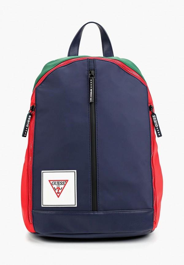 мужской рюкзак guess, разноцветный