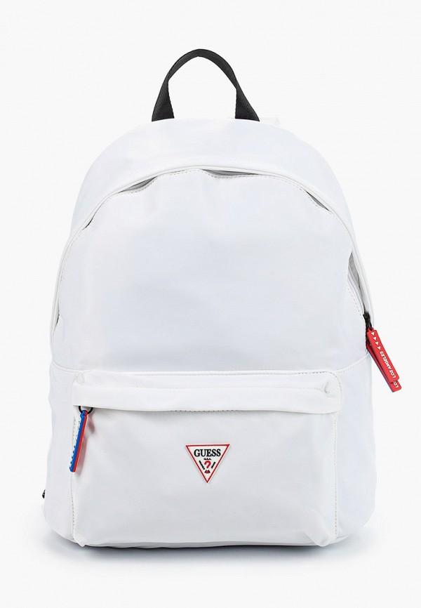 мужской рюкзак guess, белый