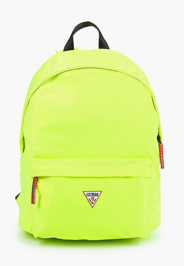 мужской рюкзак guess, желтый