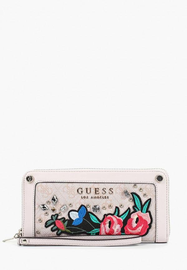 где купить Кошелек Guess Guess GU460BWBKZQ1 по лучшей цене