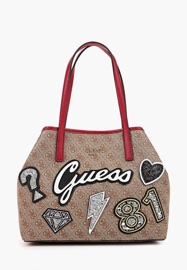 Сумка Guess Guess GU460BWBKZS6 сумка guess guess gu460bwanyv5