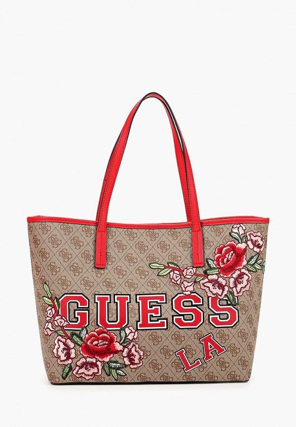 Сумка Guess Guess GU460BWBKZS9 сумка guess guess gu460bwanyv5