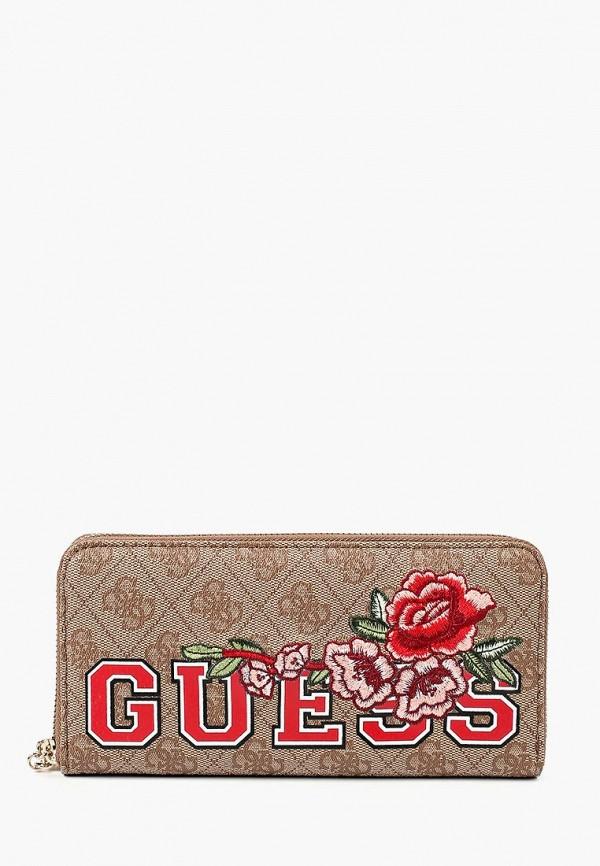 Кошелек Guess Guess GU460BWBKZT1 guess w11603l3