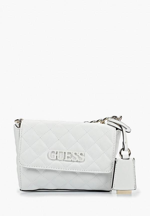Сумка Guess Guess GU460BWEANT3 сумка guess night angel amour dome satchel