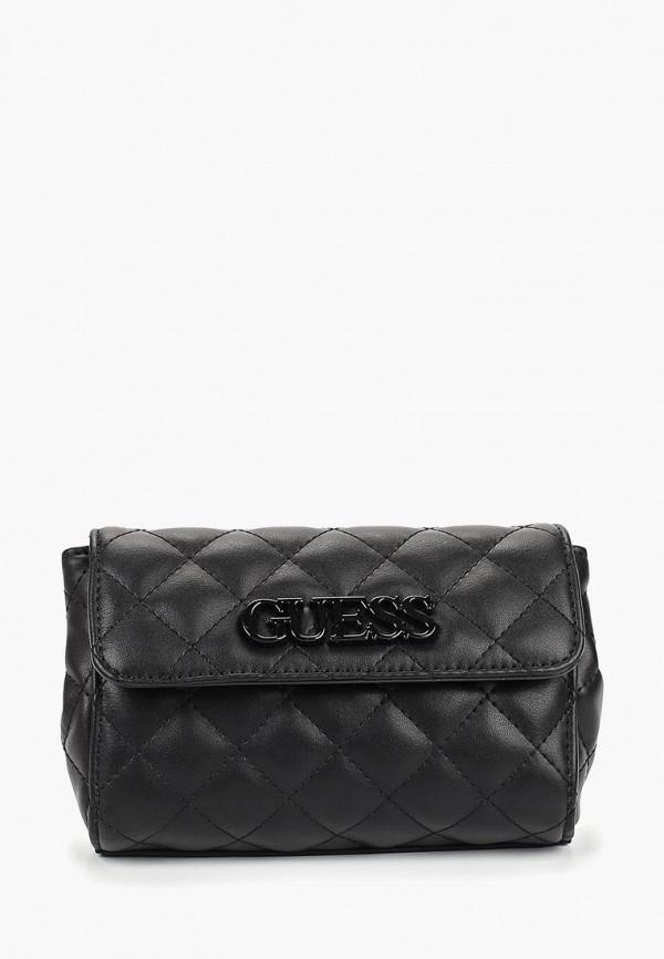Сумка поясная Guess Guess GU460BWEANT5 сумка guess night angel amour dome satchel