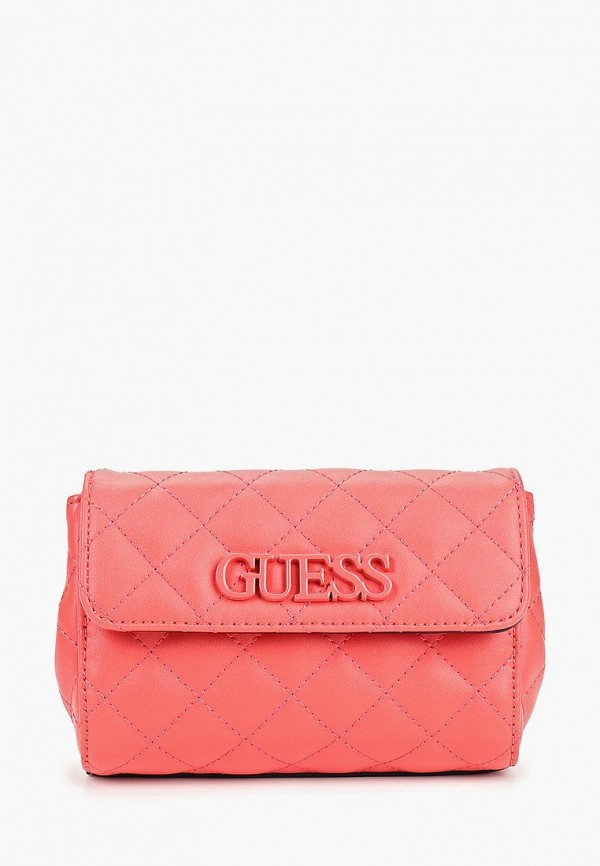 Сумка поясная Guess Guess GU460BWEANT7 сумка guess night angel amour dome satchel