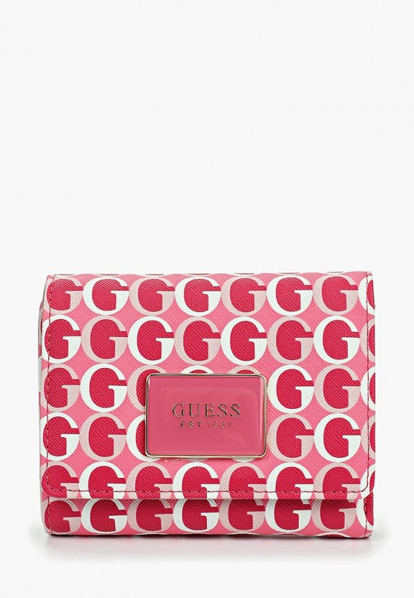 Кошелек Guess Guess GU460BWEANY1 guess guess suede