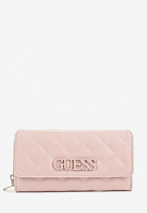 Кошелек Guess Guess GU460BWEANY7 кошелек guess guess gu460bwbkzp1