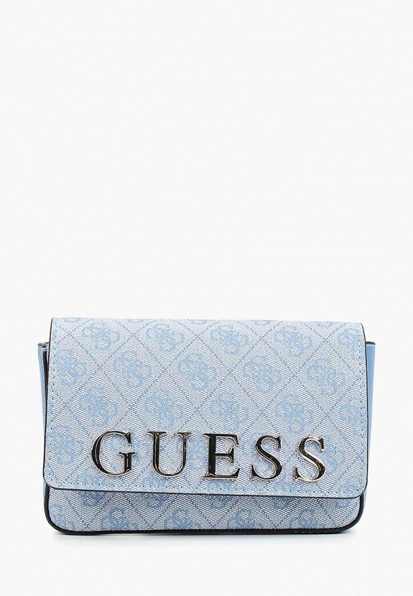 Сумка поясная Guess Guess GU460BWFNLV6 сумка поясная guess guess gu460bwfnlv6