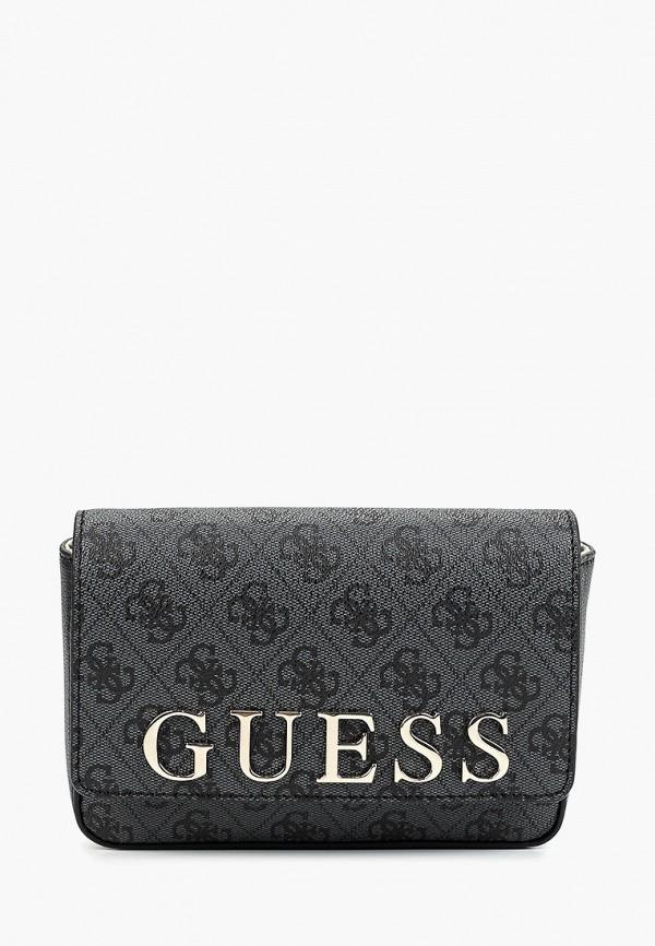 Сумка поясная Guess Guess GU460BWFNLV8 сумка поясная guess guess gu460bwfnlv6