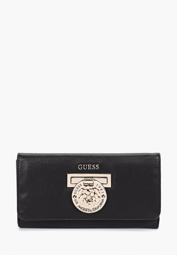 Кошелек Guess Guess GU460BWFNME5 кошелек guess guess gu460bwzod31