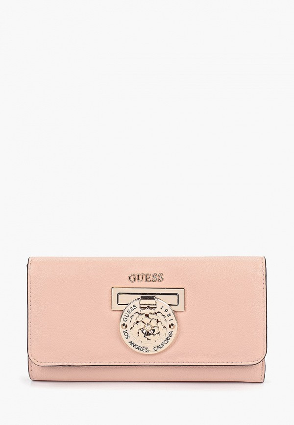 Кошелек Guess Guess GU460BWFNME6 кошелек guess guess gu460bwzod31