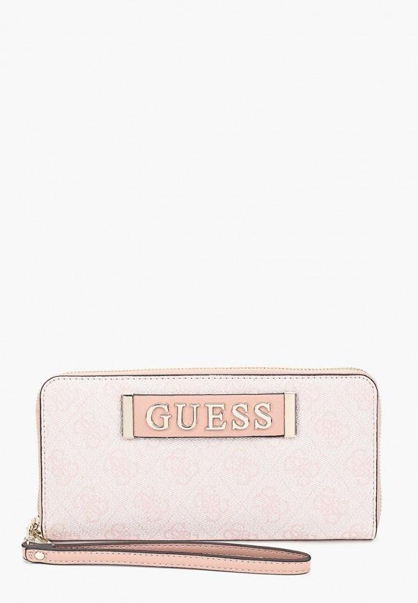 Кошелек Guess Guess GU460BWGHBR8 цена 2017