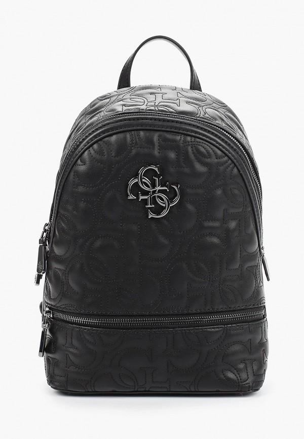 женский рюкзак guess, черный