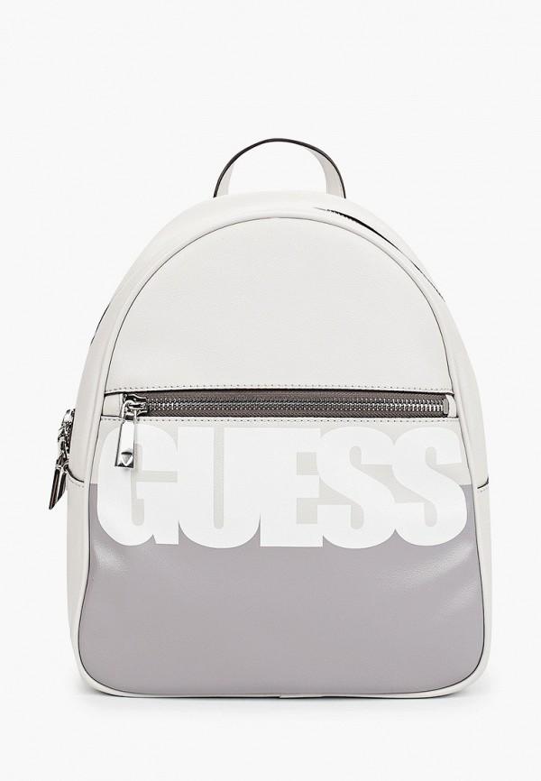 женский рюкзак guess, бежевый