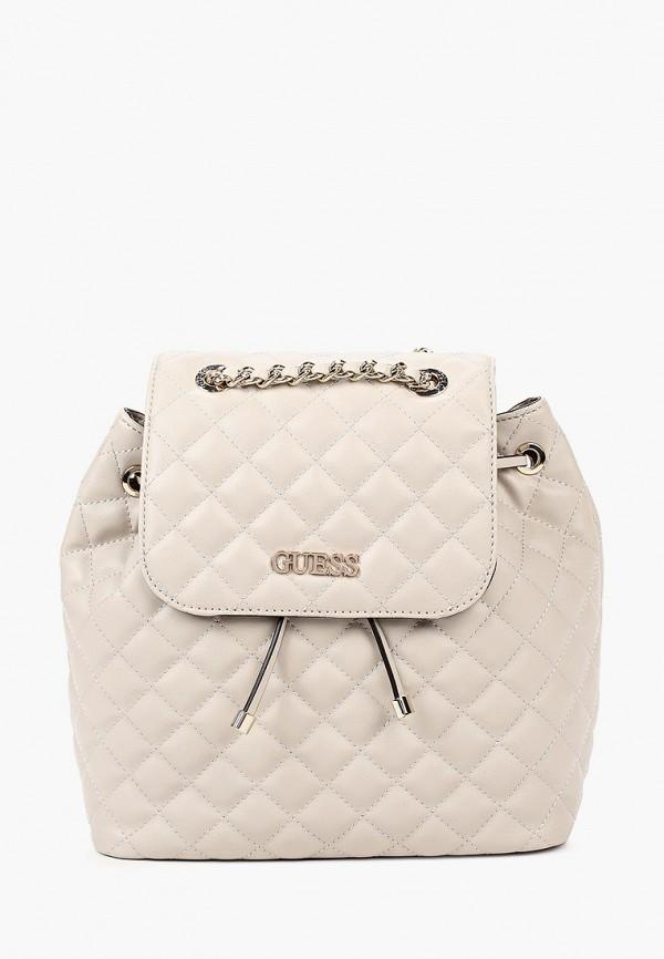 женский рюкзак guess, серый