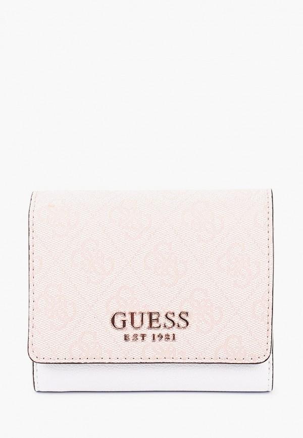 женский кошелёк guess, разноцветный