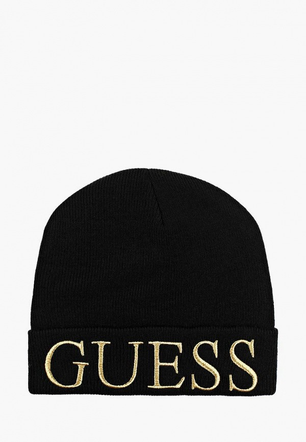 Шапка Guess Guess GU460CWCFNA7 шапка guess w63z15 z1bp0 g774