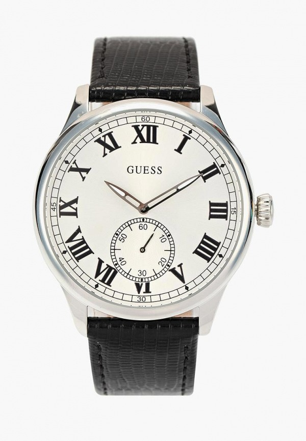 Купить Часы Guess, W1075G1, GU460DMABLJ7, черный, Осень-зима 2018/2019