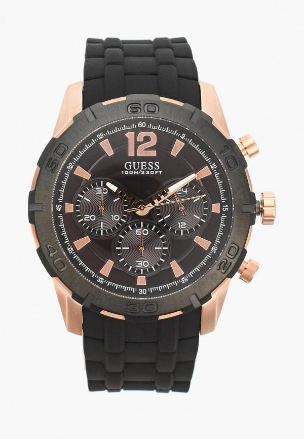 Купить Часы Guess, W0864G2, GU460DMALZO2, черный, Осень-зима 2018/2019