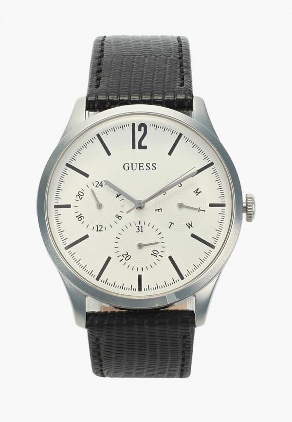 Купить Часы Guess, W1041G4, GU460DMBFYL6, черный, Осень-зима 2018/2019